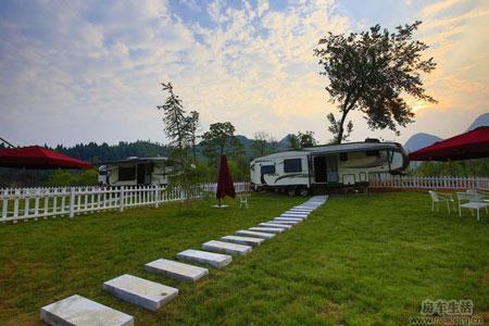 贵州黄果树房车营地